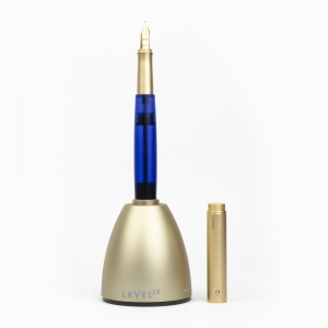 Pelikan Level L5 Dolma Kalem Gold 18 Ayar Altın M Uç 4157 - Thumbnail