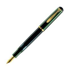 Pelikan - Pelikan M250 Yeşil Siyah Dolma Kalem