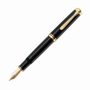 Pelikan Souveran M1000 Dolma Kalem Siyah M Uç 7396 - Thumbnail
