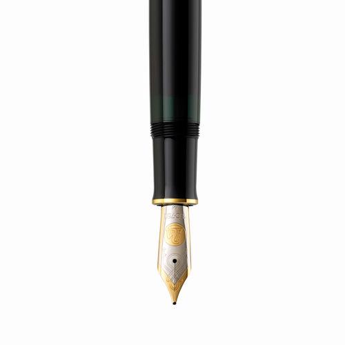 Pelikan Souveran M1000 Dolma Kalem Siyah M Uç 7396