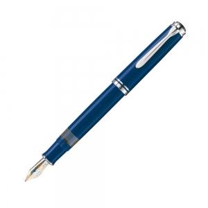 Pelikan - Pelikan Souveran M805 Dunkle Blue Dolma Kalem