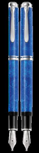 Pelikan Souveran M805 Vibrant Blue Dolma Kalem