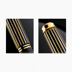 Pelikan Souverän® M800 Raden Royal Gold Limited Edition Dolma Kalem - Thumbnail