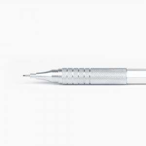 Penac - Penac Iraff Line 8007 0.7 mm Mekanik Kurşun Kalem Gümüş 0654 (1)