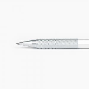 Penac - Penac Iraff Line 8020 2.0 mm Mekanik Kurşun Kalem Gümüş 0623 (1)