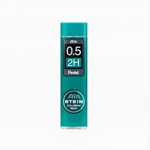Pentel - Pentel Ain Stein 0.5 mm 2H 40'lı Min (Uç) C275-2H 9287