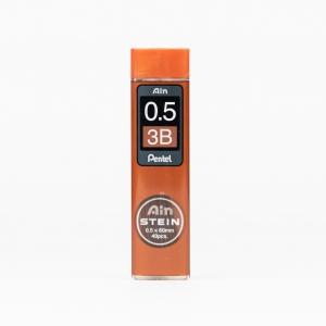 Pentel - Pentel Ain Stein 0.5 mm 3B 40'lı Min (Uç) C275-3B 9201