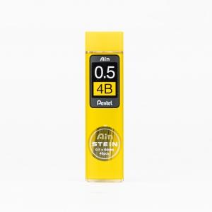 Pentel - Pentel Ain Stein 0.5 mm 4B 40'lı Min (Uç) C275-4B 9195