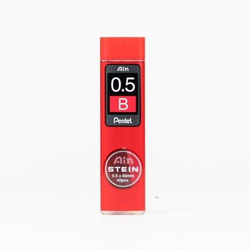 Pentel Ain Stein 0.5 mm B 40'lı Min (Uç) C275-B 9225