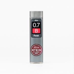 Pentel - Pentel Ain Stein 0.7 mm B 40'lı Min (Uç) C277-B 9348
