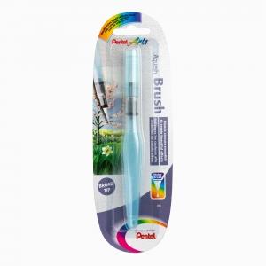 Pentel - Pentel Aqua Brush Broad Fine Tip Su Hazneli Fırça 2030