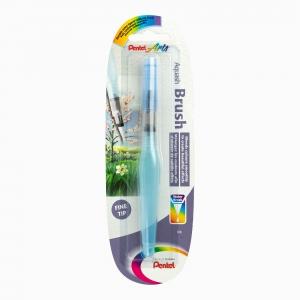 Pentel - Pentel Aqua Brush Fine Tip Su Hazneli Fırça 2023