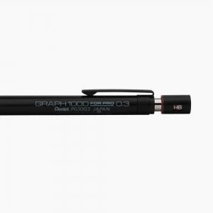 Pentel Graph 1000 For Pro 0.3 mm Mekanik Kurşun Kalem PG-1003-E 3002 - Thumbnail