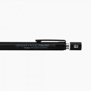 Pentel Graph 1000 For Pro 0.5 mm Mekanik Kurşun Kalem PG-1005-A 5006 - Thumbnail