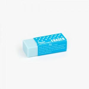 Pentel - Pentel Hi-Polymer Dot Silgi Mavi