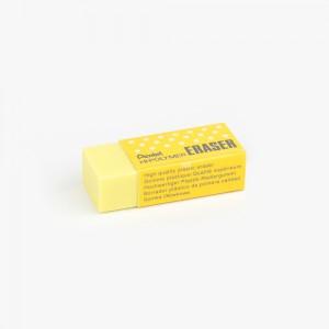 Pentel - Pentel Hi-Polymer Dot Silgi Sarı