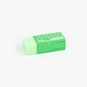 Pentel - Pentel Hi-Polymer Dot Silgi Yeşil