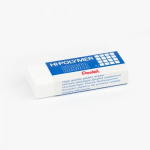 Pentel - Pentel Hi-Polymer Medium Silgi