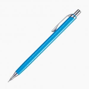 Pentel - Pentel Orenz Mekanik Kurşun Kalem 0.7 mm Mavi XPP507-SX 1595