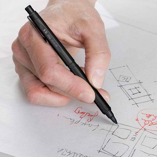 Pentel Orenz Nero 0.5 mm Otomatik Uç İlerletme Sistemli Mekanik Kurşun Kalem