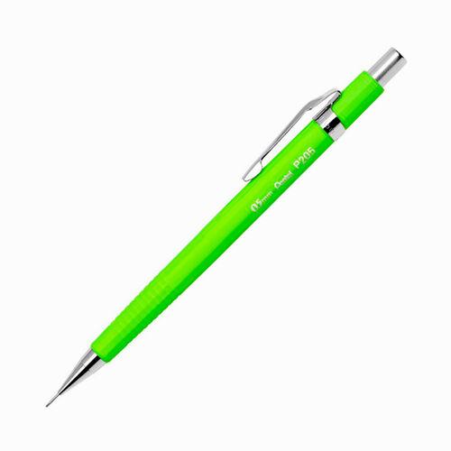 Pentel P205 0.5 mm Mekanik Kurşun Kalem Neon Green 0098