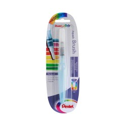 Pentel - Pentel Su Hazneli Fırça Uçlu Kalem - 6mm (1)