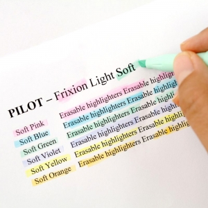 Pilot Frixion Silinebilir İşaretleme Kalemi Pastel Mor 3876 - Thumbnail