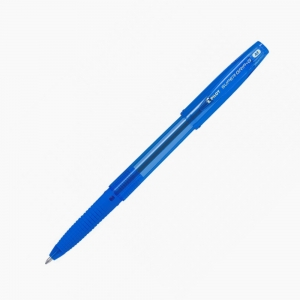 Pilot - PILOT Super Grip-G 1.0 Tükenmez Kalem Mavi 4264