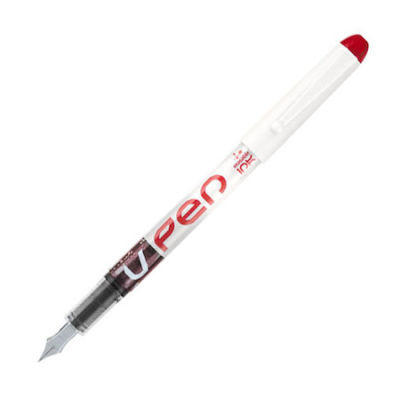 Pilot V Pen Dolma Kalem Kırmızı