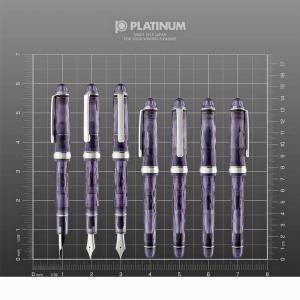 Platinum PNB 35000 3776 Century Shiun Limited Edition Dolma Kalem - Thumbnail