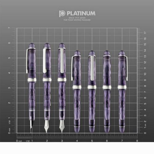 Platinum PNB 35000 3776 Century Shiun Limited Edition Dolma Kalem