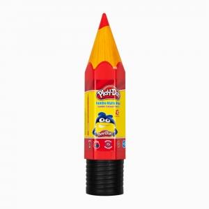 Play Doh - Play-Doh 12'li Jumbo Kuru Boya Seti PLAY-KU020 5124
