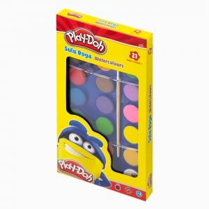 Play Doh - Play-Doh 21'li Sulu Boya Seti PLAY-SU004 0246