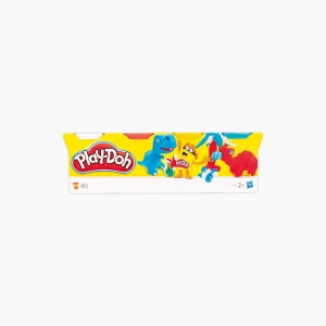 Play Doh - Play-Doh 4'üı Oyun Hamuru