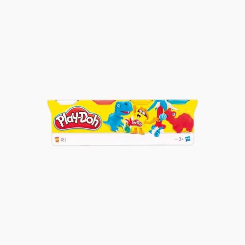 Play-Doh 4'üı Oyun Hamuru
