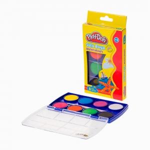 Play Doh - Play-Doh 8'li Sulu Boya Seti PLAY-SU001 0215 (1)