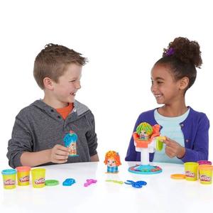 Play Doh - Play-Doh Çılgın Berber Oyun Hamuru B1155 1766 (1)