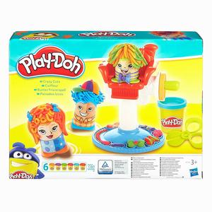 Play Doh - Play-Doh Çılgın Berber Oyun Hamuru B1155 1766