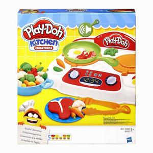 Play Doh - Play-Doh Cızz Bızz Ocak ve Oyun Hamuru B9014 2077