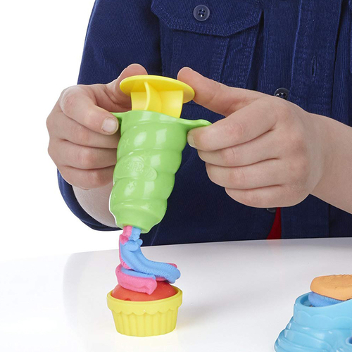 Play-Doh Cupcake Festivali ve Oyun Hamuru B1855 8650