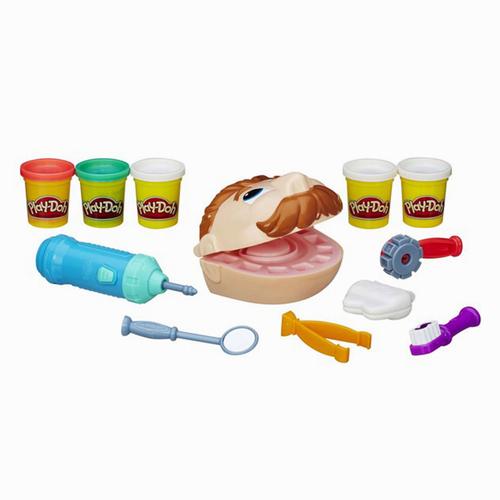 Play-Doh Dişçi Seti ve Oyun Hamuru B5520 6653