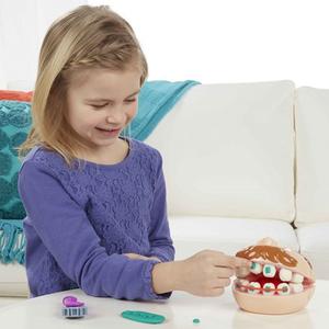 Play Doh - Play-Doh Dişçi Seti ve Oyun Hamuru B5520 6653 (1)