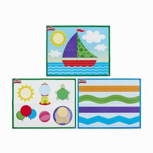Play-Doh Dokuları Öğreniyorum Kalıp ve Oyun Hamuru B3408 5658 - Thumbnail
