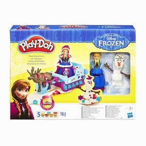 Play-Doh Frozen Oyun Seti B1860 0264 - Thumbnail