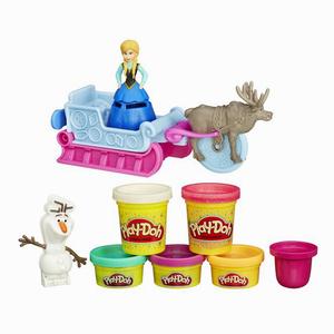 Play Doh - Play-Doh Frozen Oyun Seti B1860 0264 (1)