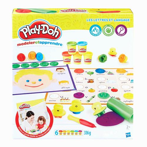 Play-Doh Harfler ve Kelimeler Oyun Hamuru B3407 5535