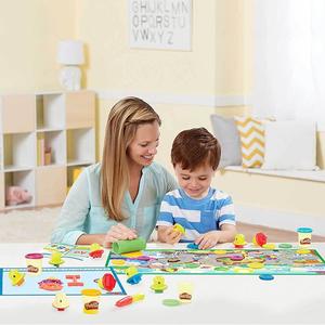Play Doh - Play-Doh Harfler ve Kelimeler Oyun Hamuru B3407 5535 (1)