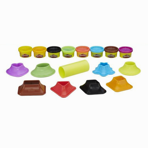 Play Doh - Play-Doh Renkleri ve Şekilleri Öğreniyorum Oun Hamuru ve Kalıpları B3404 5313 (1)