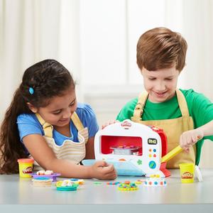 Play Doh - Play-Doh Sihirli Fırın ve Oyun Hamuru B9740 0137 (1)