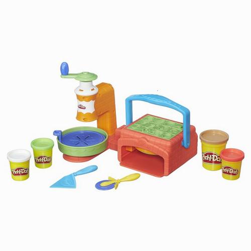 Play-Doh Süper Pizzacı ve Oyun Hamuru B7418 6271